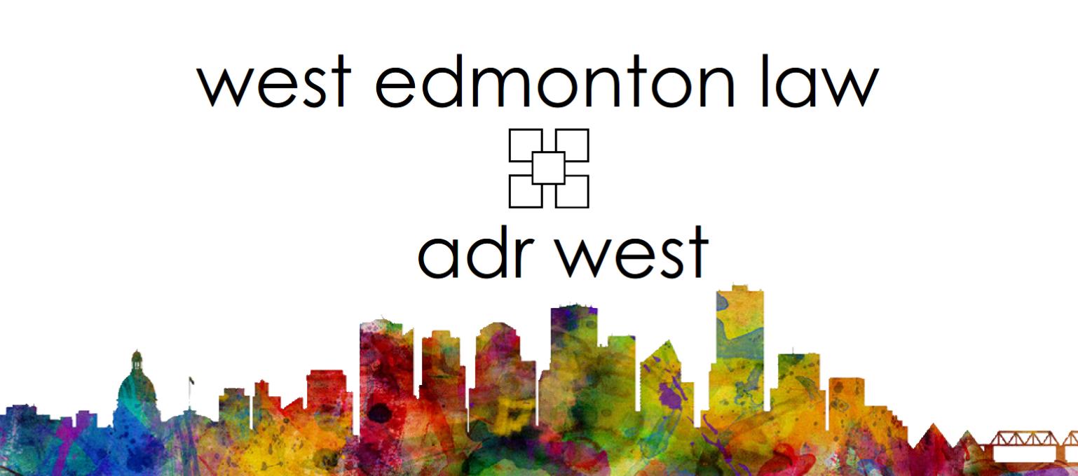 WeBA Sponsors - West Edmonton Law - Logo