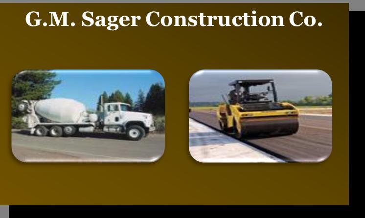 GM Sager Construction Co. Inc