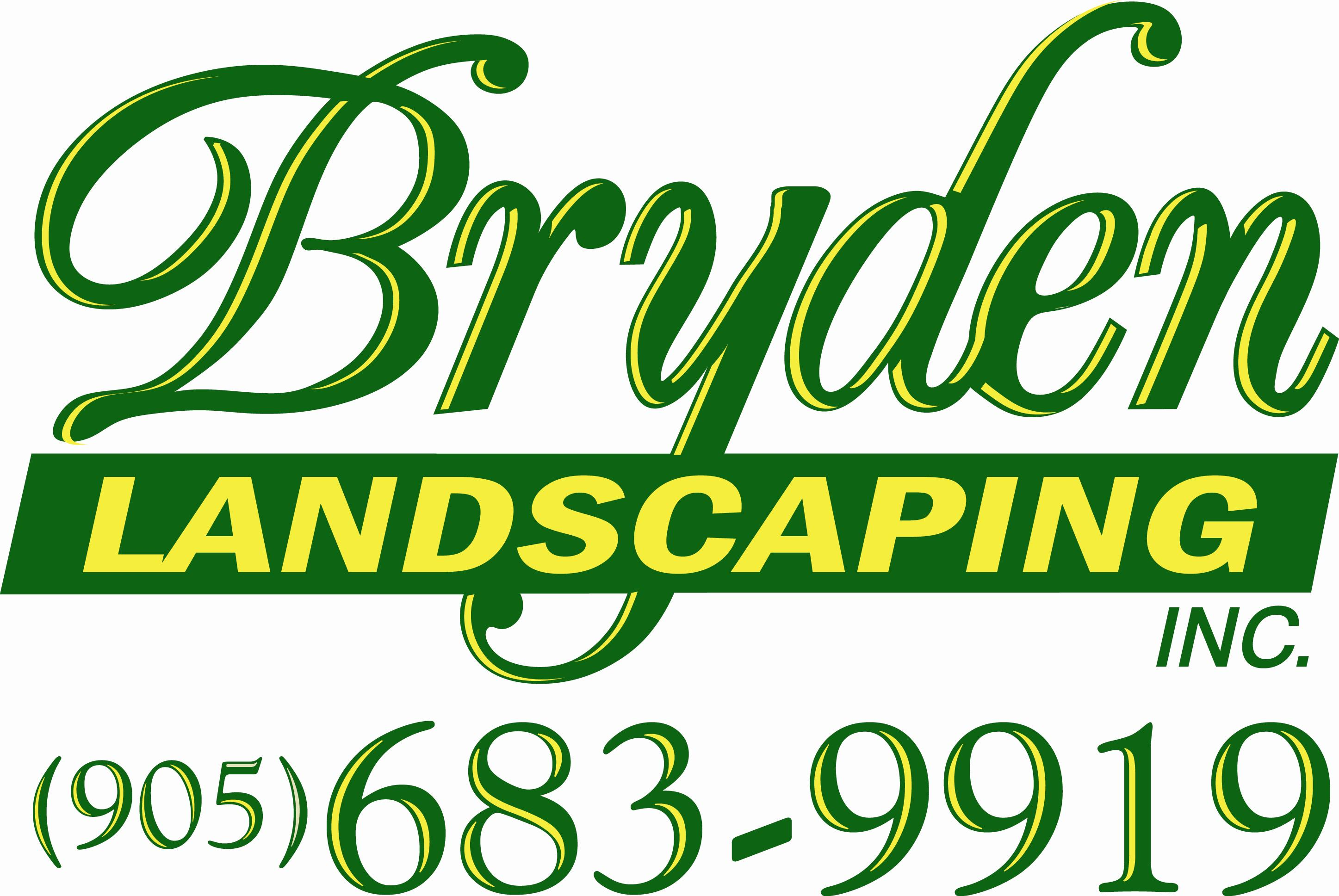 Bronze - Program Advertising - Bryden Landscaping Inc - Logo