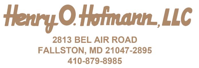 Henry O Hoffman LLC