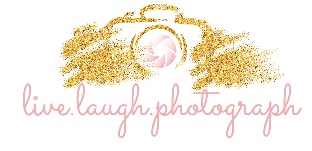 Gold Sponsor - Live. Laugh. Photograph - Logo