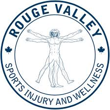 Silver - Rouge Valley Sports Injury and Wellness - Logo