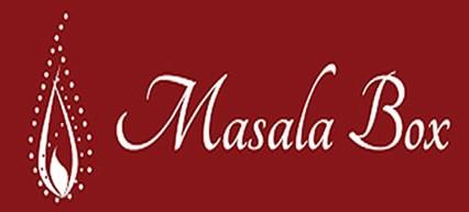 Hole Sponsors - Masala Box - Logo