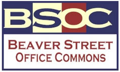 Birdie Sponsor - Beaver Street Office Commons - Logo