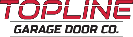 Silver Sponsors - TopLine Garage Door Co. - Logo