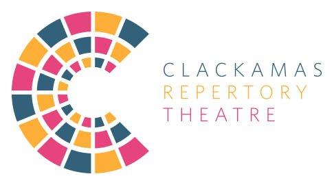 Donations - Clackamas Repertory Theatre - Logo