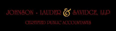Binghamton CPA Firm Johnson Lauder & Savidge LLP