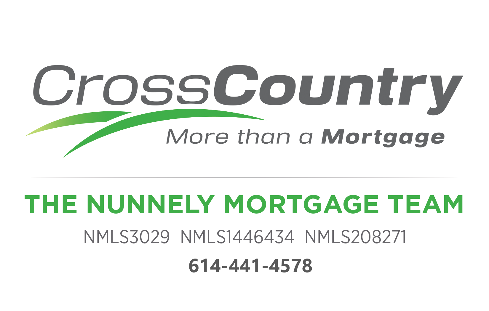 Gold Sponsor - Cross Country Mortgage - Logo