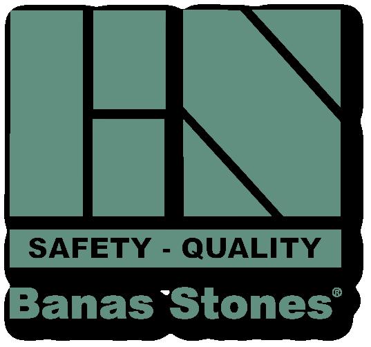 GOLD SPONSOR - Banas Stone - Logo