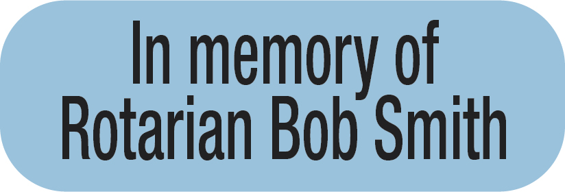 GOLD SPONSOR - Bob Smith - Logo