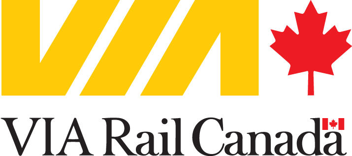General Donations - VIA Rail Canada - Logo