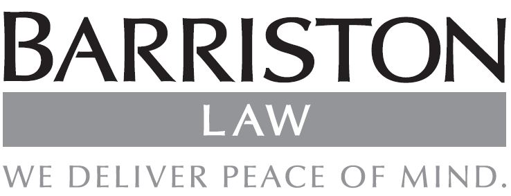 SPECIALTY HOLE SPONSOR - Barriston Law - Logo