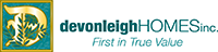 BASIC HOLE SPONSOR - Devonleigh Homes Inc. - Logo