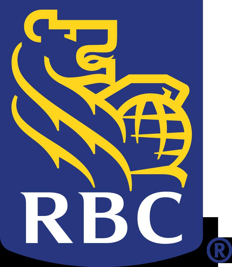 Bronze Sponsors ($500) - RBC  - Logo
