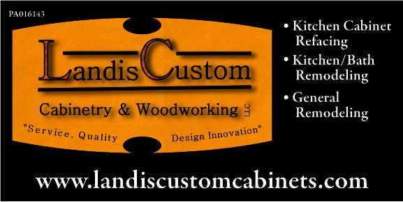 Landis Custom Cabinets