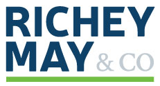 Tee Off Sponsor - Richey May - Logo