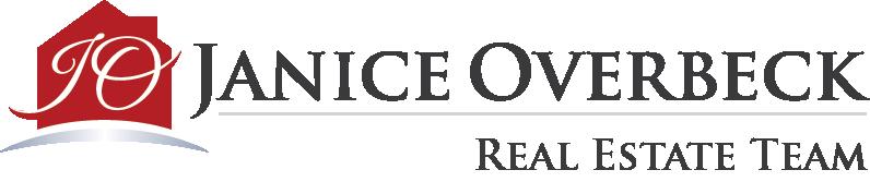 Logo Ball Sponsor - Janice Overbeck Real Estate Team - Logo