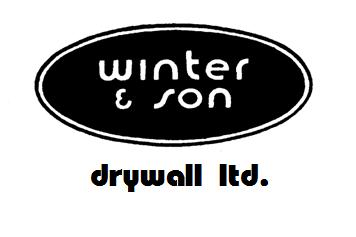 Winter and Son Drywall