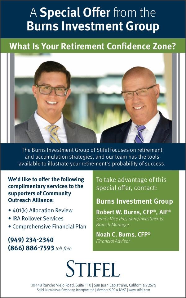 Stifel|Burns Investment Group