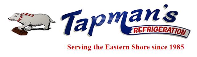Gold Sponsor - Tapman's Refrigeration - Logo