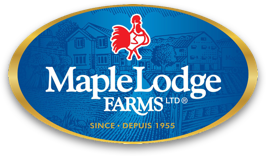 Hole Sponsor - Maple Lodge Farms  - Logo