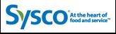 Hole Sponsor - Sysco  - Logo