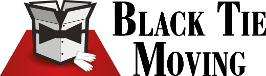Silver Sponsor - Black Tie Moving - Logo