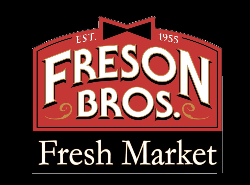 Cake Sponsor - Freson Bros - Logo
