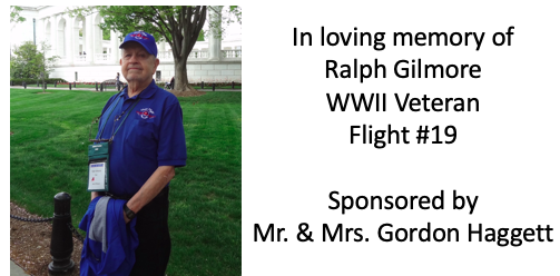 Sponsor a Veteran - Gordon and Rosemary Haggett  - Logo
