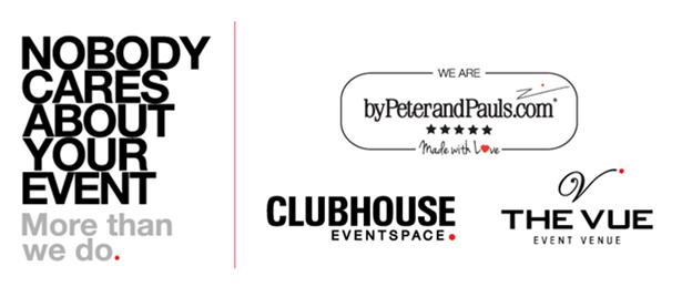 Prize Sponsor - The Vue - Logo