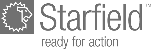Hole sponsor - Starfield Lion - Logo