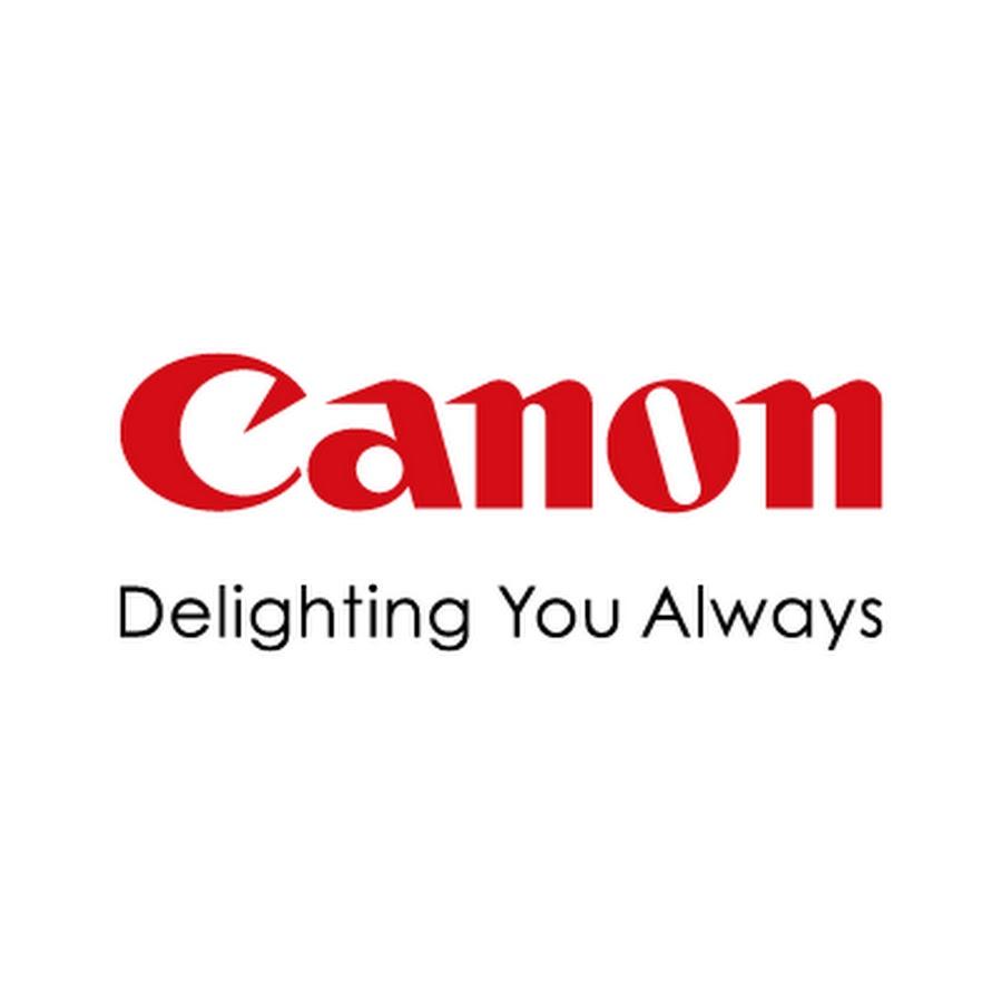 Silver Sponsor - Canon - Logo