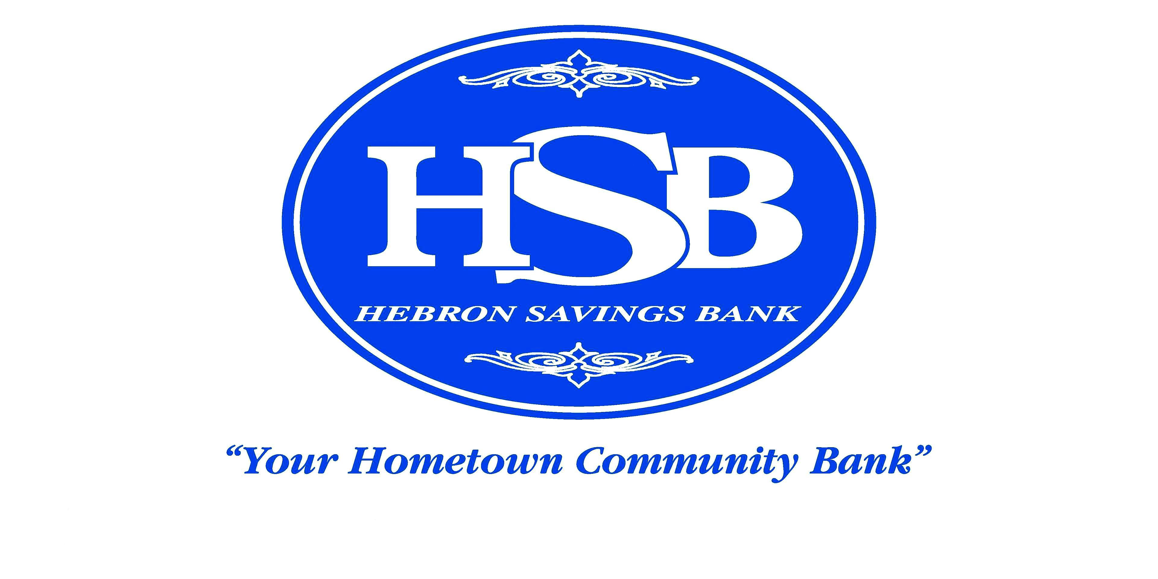 Silver Sponsor - Hebron Savings Bank - Logo