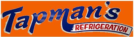 Beverage Cart Sponsor - Tapman's - Logo