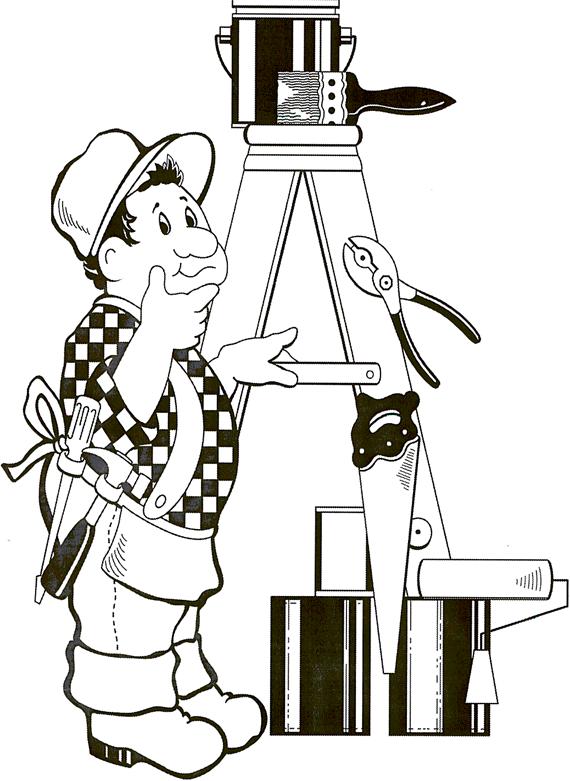 Hole Sponsor - The Renovator - Logo