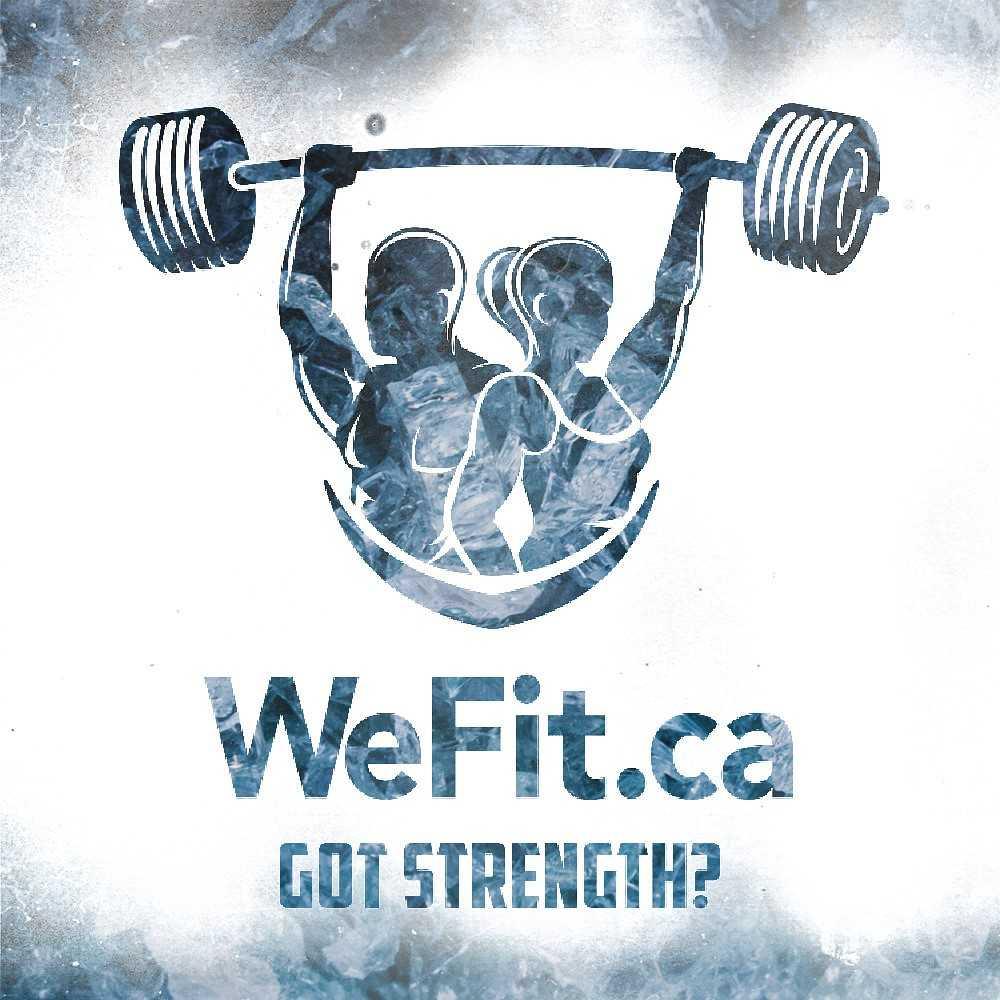 Hole Sponsor - www.wefit.ca - Logo