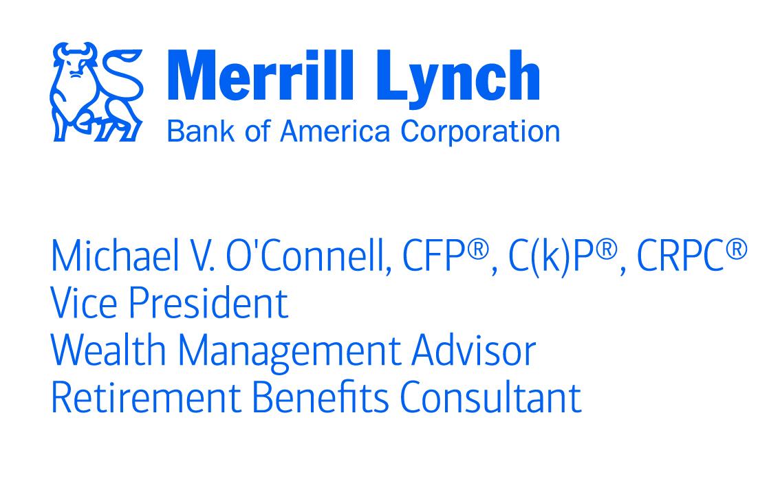 Silver Sponsor - Merrill Lynch - Logo