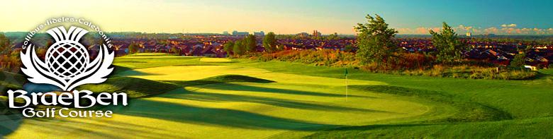 Prize Sponsor - Braeben Golf Club - Logo