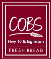 Cobs Bread Hurontario and Eglinton