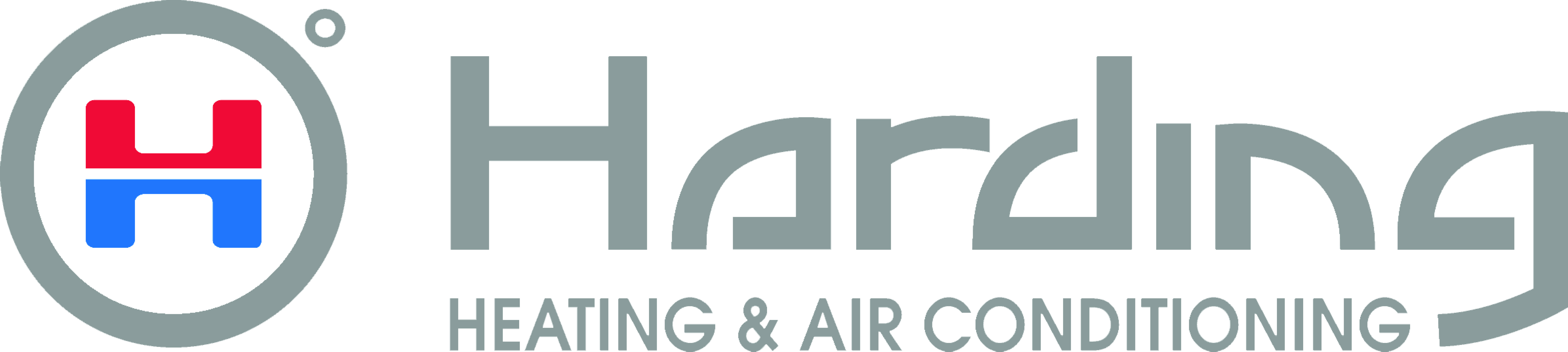 Player Gift Sponsor - Harding Heating & Air Conditioning - Logo