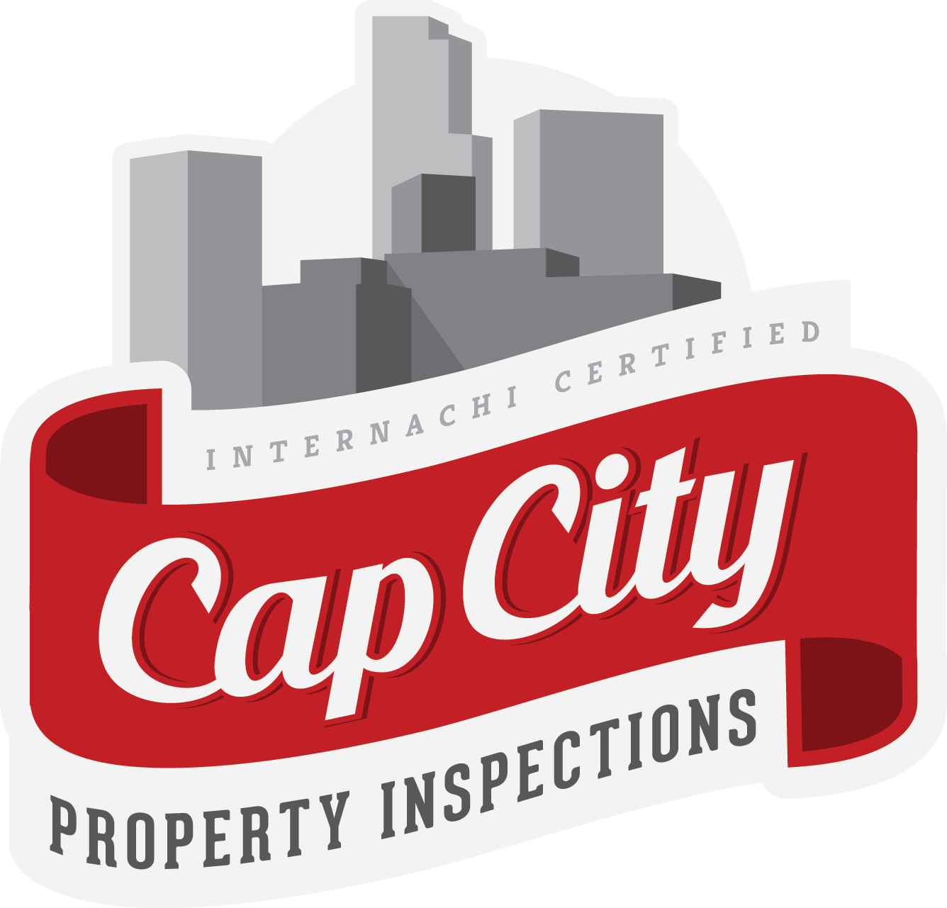 Silver Sponsor - Cap City Home Inspections - Logo
