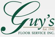 Green Sponsor - Guys Flooring - Logo