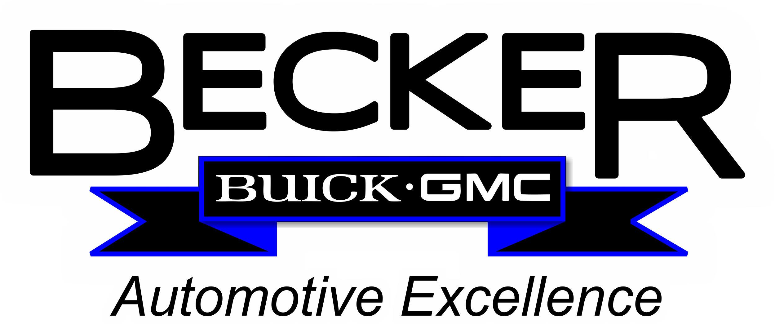 Becker Buick GMC