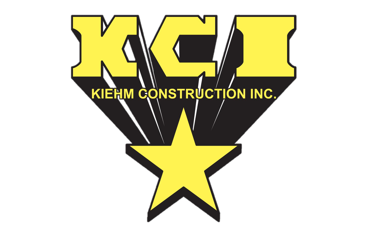 Hole Sponsor - Kiehm Construction - Logo