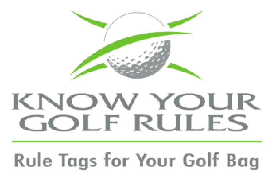 Hole Sponsor - Know Your Golf Rules - Logo