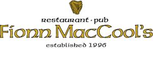 Prize Sponsor - Fionn McCools Brittania and Mavis - Logo
