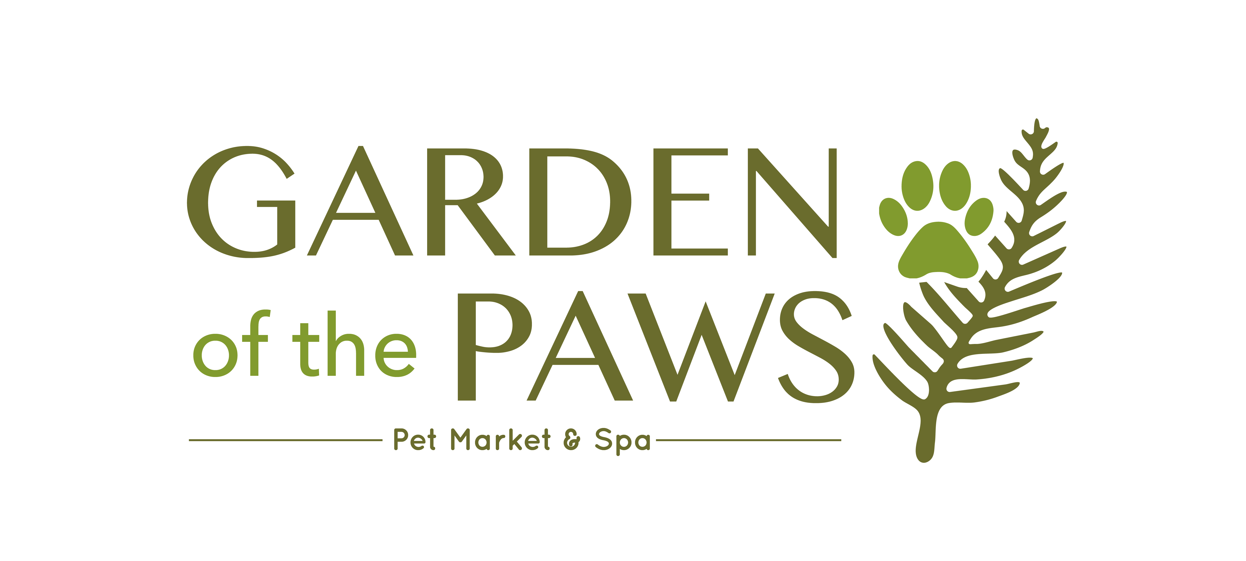 Garden Of The Paws Pet Market And Spa