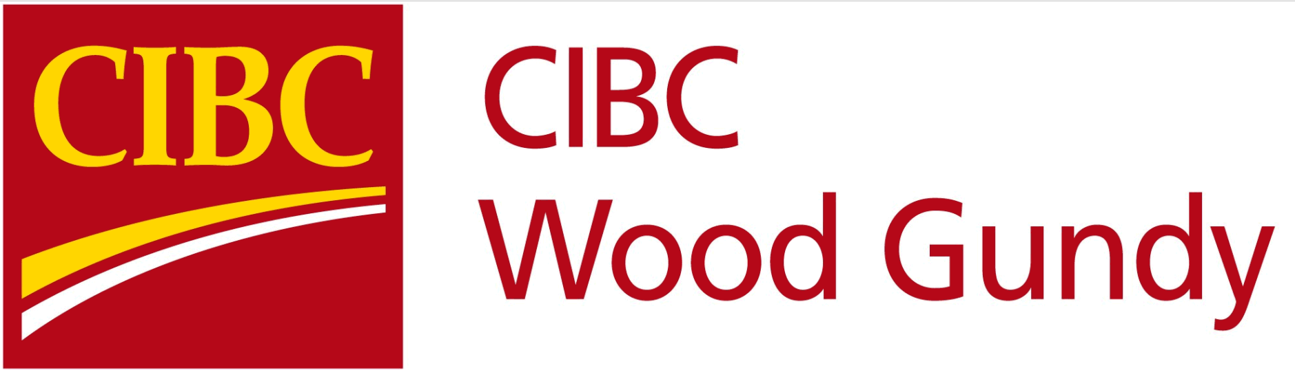 Hole Sponsor - CIBC Wood Gundy - Logo