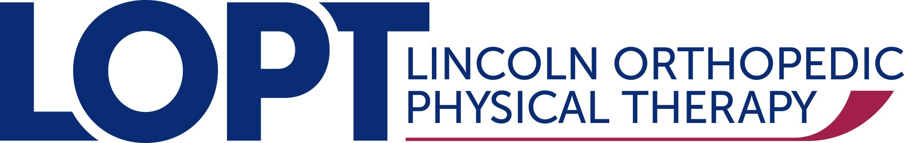 Hole Sponsor - Lincoln Orthopedic Physical Therapy - Logo