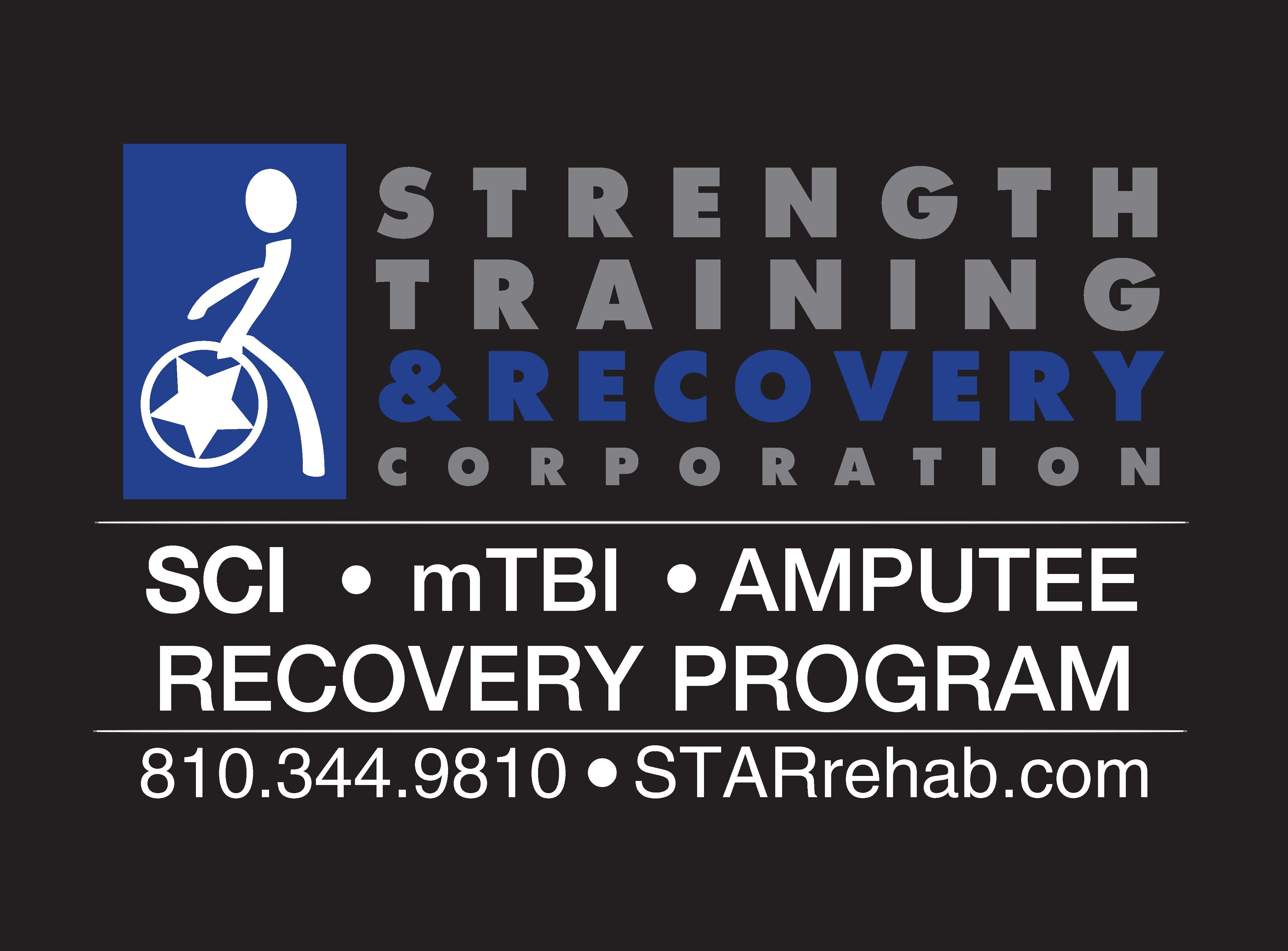 Strength Training & Recovery Corp.